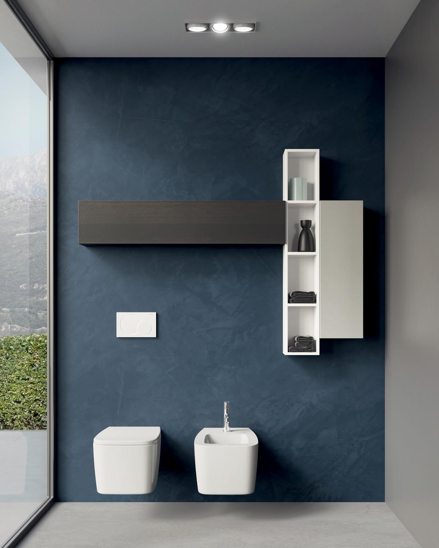 Lasa idea spa bathroom furniture and accessories made in for Bathroom accessories made in italy