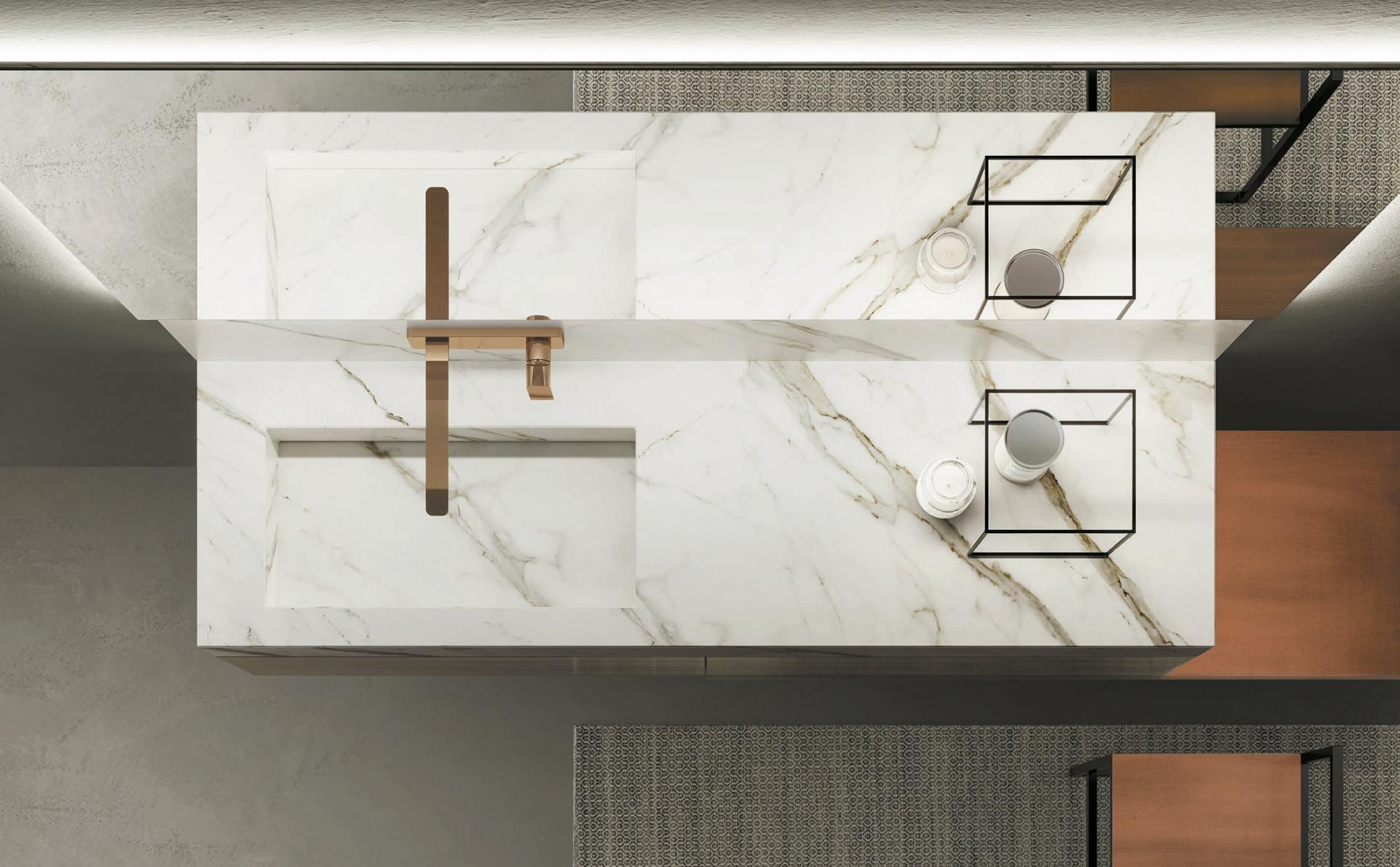 Idea Mobili Da Bagno.Arredo Bagno Mobili Bagno Made In Italy Bathroom Furniture Lasa Idea