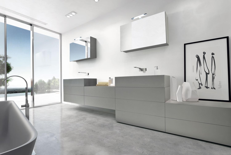 Arredo bagno mobili bagno Made in Italy bathroom furniture LASA IDEA
